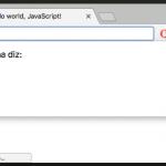 Fundamentos do JavaScript